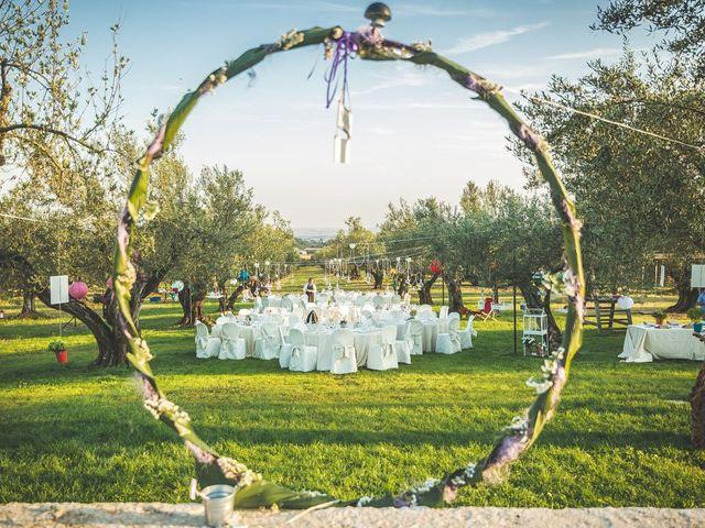 Il matrimonio di Elisa e Brian a Viterbo, Viterbo 66