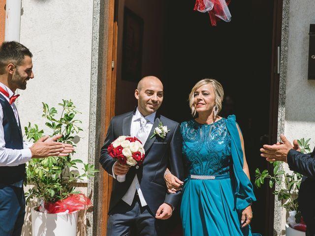 Il matrimonio di Alexia e Gaetano a Licata, Agrigento 18