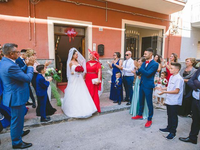 Il matrimonio di Alexia e Gaetano a Licata, Agrigento 23