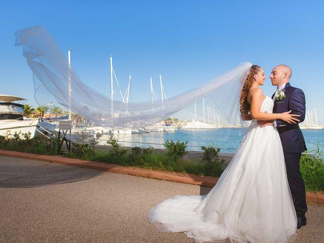Il matrimonio di Alexia e Gaetano a Licata, Agrigento 33