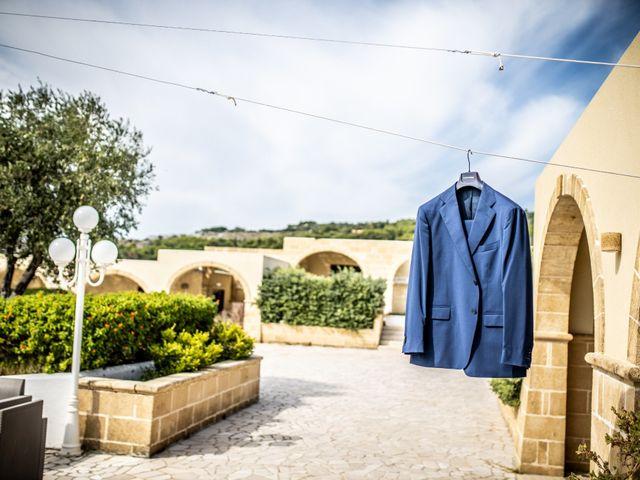 Il matrimonio di Francesca e Luca a Santa Cesarea Terme, Lecce 3