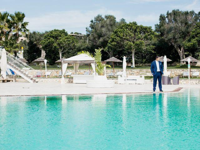 Il matrimonio di Francesca e Luca a Santa Cesarea Terme, Lecce 8