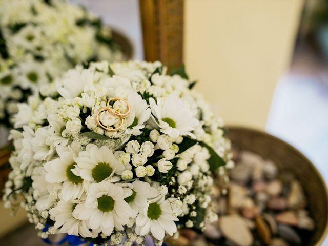 Il matrimonio di Francesca e Luca a Santa Cesarea Terme, Lecce 11