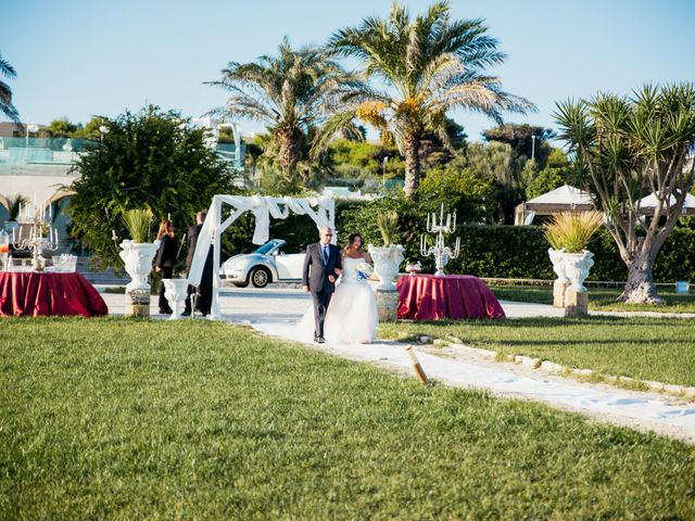Il matrimonio di Francesca e Luca a Santa Cesarea Terme, Lecce 16