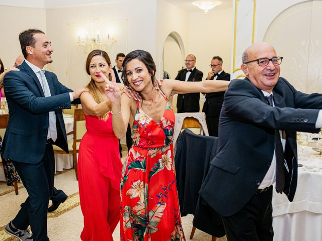 Il matrimonio di Francesca e Luca a Santa Cesarea Terme, Lecce 24