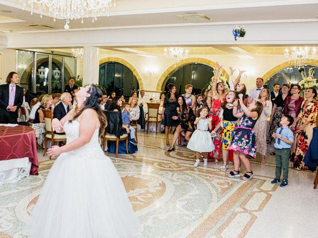 Il matrimonio di Francesca e Luca a Santa Cesarea Terme, Lecce 27
