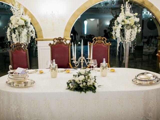 Il matrimonio di Francesca e Luca a Santa Cesarea Terme, Lecce 28