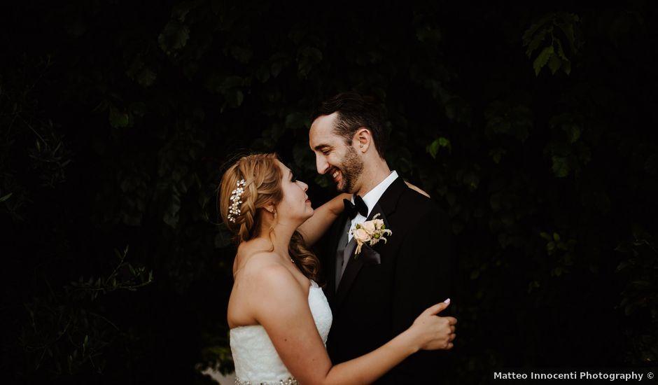 Il matrimonio di Steven e Michelle a Siena, Siena
