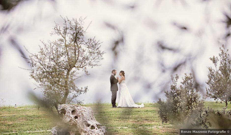Il matrimonio di Francesco e Clelia a Ginosa, Taranto