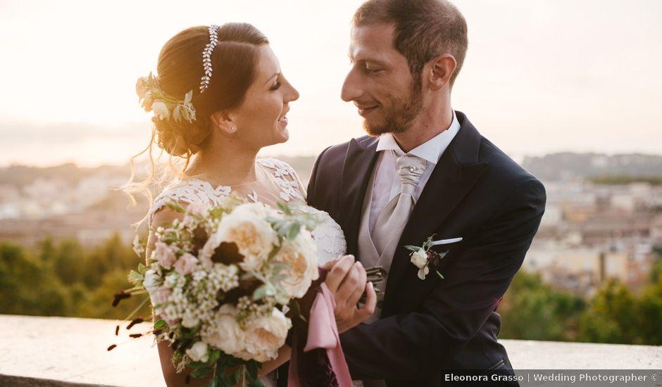 Il matrimonio di Margherita e Ettore a Roma, Roma
