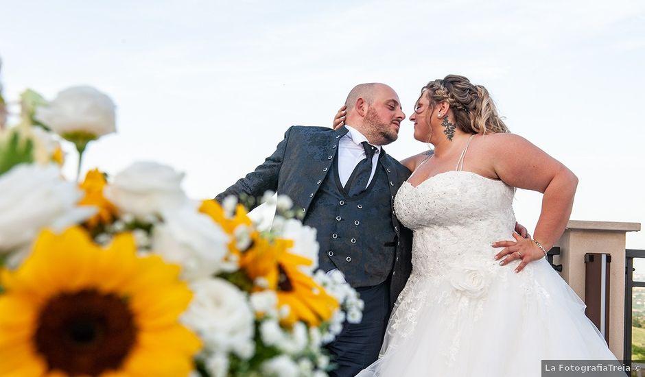 Il matrimonio di Guido e Samanta a Treia, Macerata