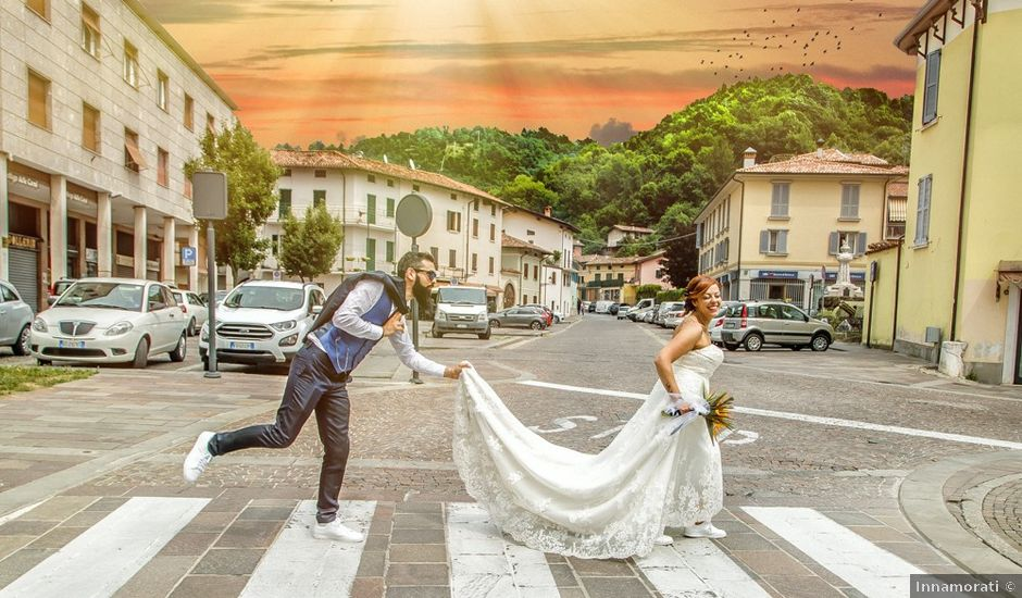 Il matrimonio di Marco e Alice a Gardone Val Trompia, Brescia