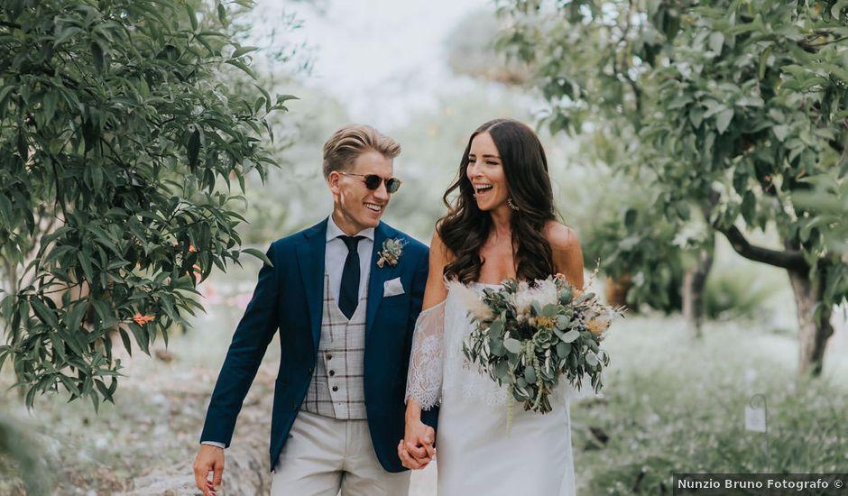 Il matrimonio di Thomas e Emma a Siracusa, Siracusa