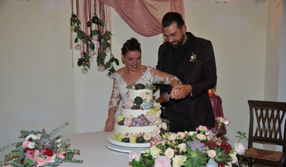 Il matrimonio di Cristian e Marika a Montefano, Macerata