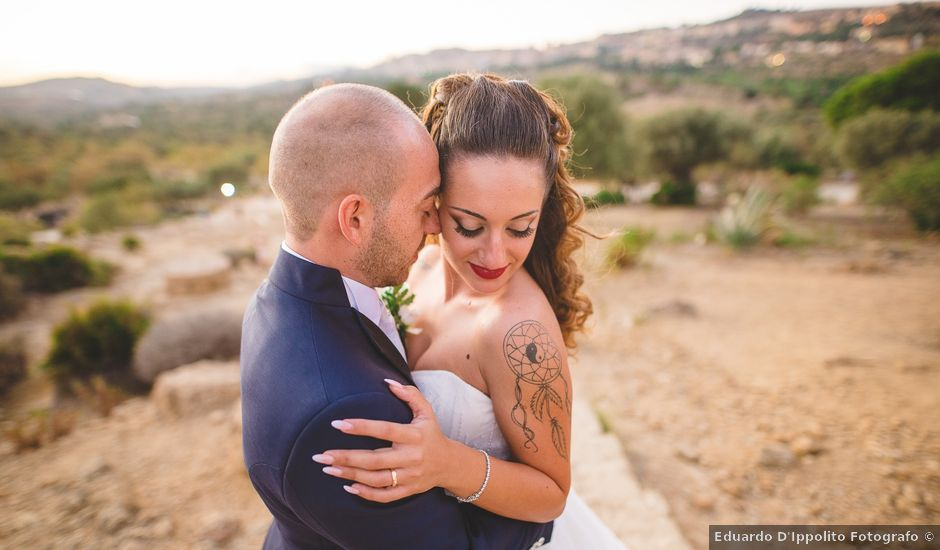 Il matrimonio di Alexia e Gaetano a Licata, Agrigento