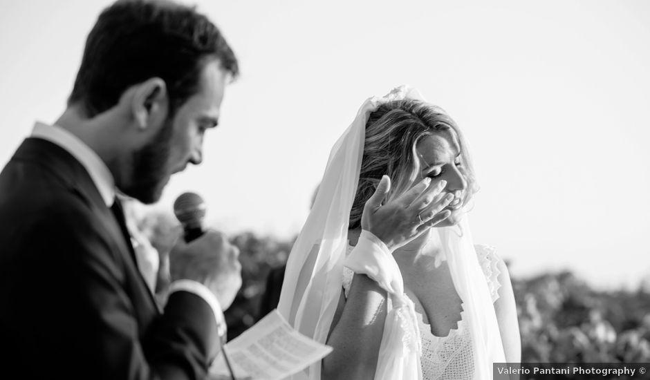 Il matrimonio di Francesco e Flavia a Roma, Roma