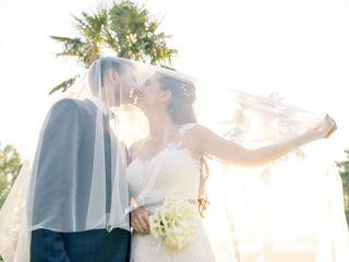 Le nozze di Kristina e Fabrizio