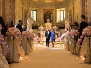 Le nozze di Federica e Eros 1