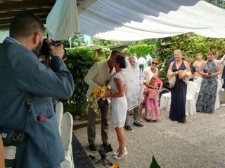 Le nozze di Manuela e Paolo 1