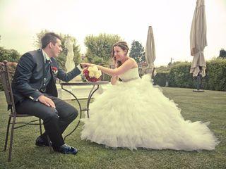 Le nozze di Marika e Michael