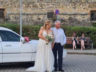 Le nozze di Laura  e Pietro