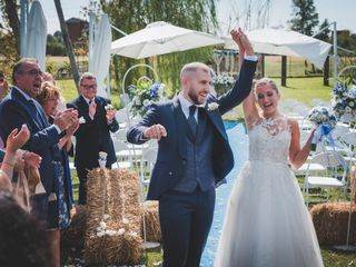 Le nozze di Fabio e Alice