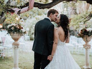 Le nozze di Andreas e Flavia