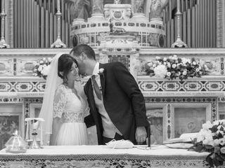 Le nozze di Sonia e Davide