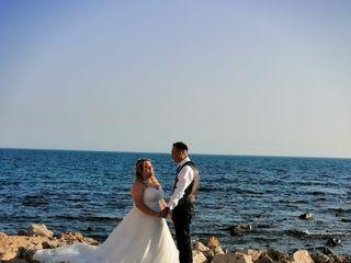 Le nozze di Ylenia e Andrea 2