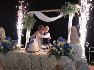 Le nozze di Cristina e Enzo