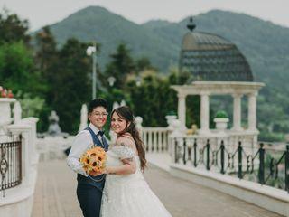 Le nozze di Alessandra e Giovanna