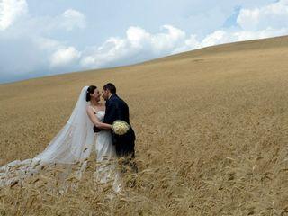 Le nozze di Angelo e Alessandra