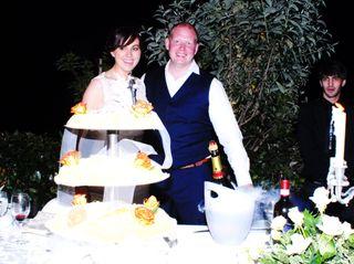 Le nozze di Claire e Michael 2