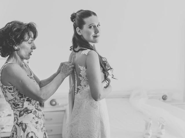 Il matrimonio di Fabrizio e Kristina a Monvalle, Varese 8