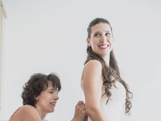 Il matrimonio di Fabrizio e Kristina a Monvalle, Varese 10
