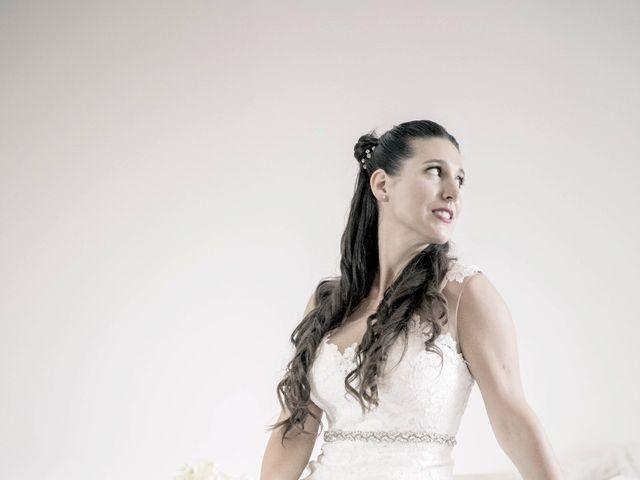 Il matrimonio di Fabrizio e Kristina a Monvalle, Varese 12