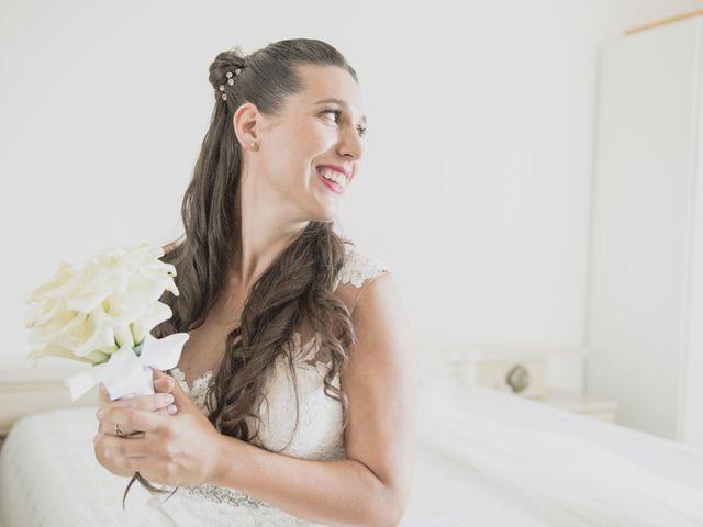 Il matrimonio di Fabrizio e Kristina a Monvalle, Varese 13