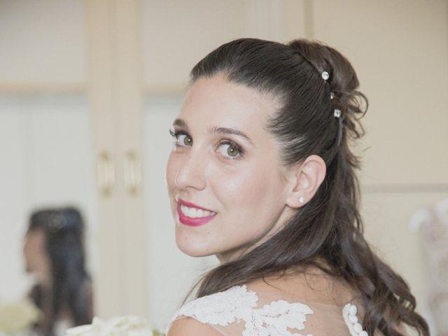 Il matrimonio di Fabrizio e Kristina a Monvalle, Varese 14