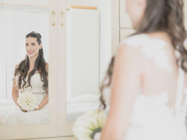 Il matrimonio di Fabrizio e Kristina a Monvalle, Varese 15