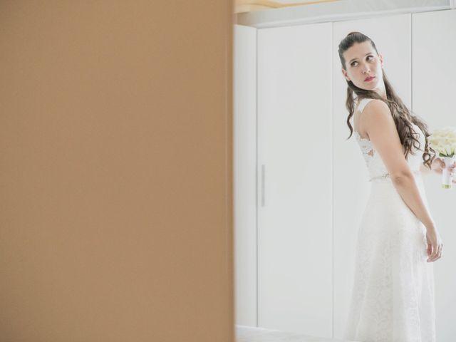 Il matrimonio di Fabrizio e Kristina a Monvalle, Varese 19