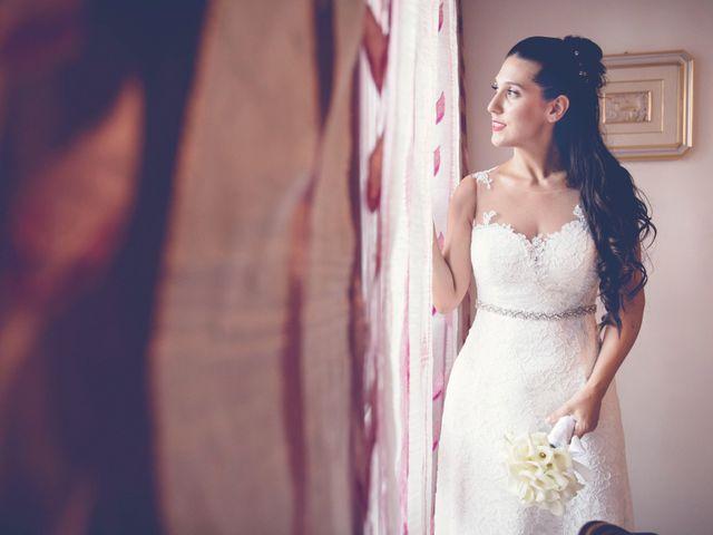 Il matrimonio di Fabrizio e Kristina a Monvalle, Varese 20
