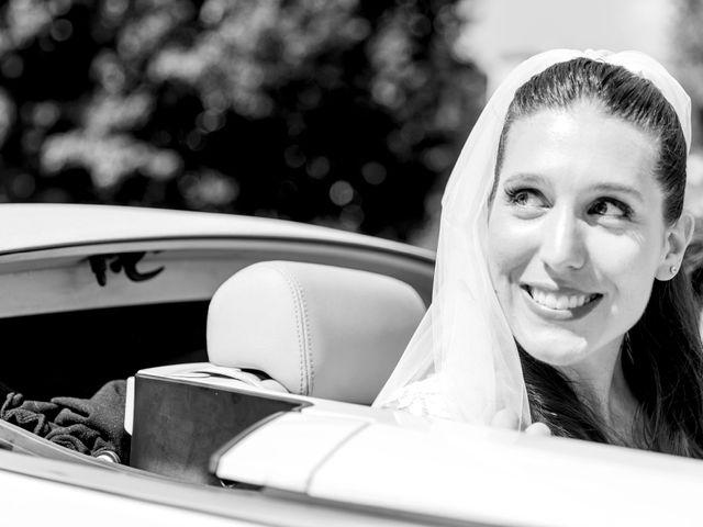 Il matrimonio di Fabrizio e Kristina a Monvalle, Varese 24