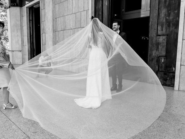 Il matrimonio di Fabrizio e Kristina a Monvalle, Varese 25