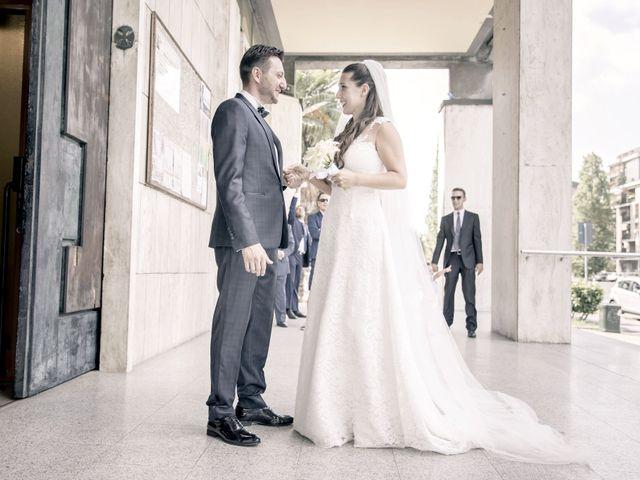Il matrimonio di Fabrizio e Kristina a Monvalle, Varese 26