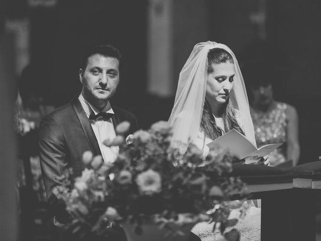 Il matrimonio di Fabrizio e Kristina a Monvalle, Varese 31