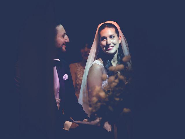 Il matrimonio di Fabrizio e Kristina a Monvalle, Varese 1