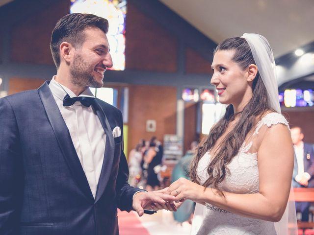Il matrimonio di Fabrizio e Kristina a Monvalle, Varese 33