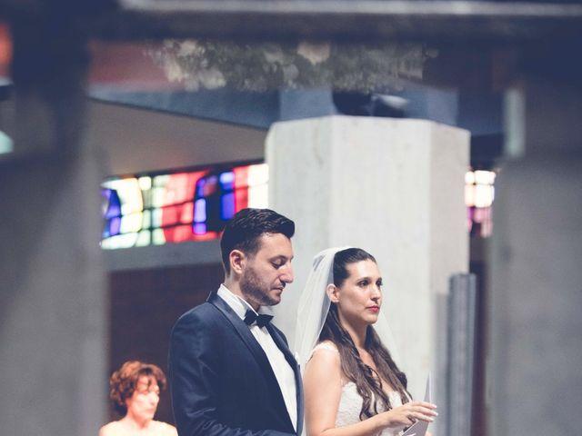 Il matrimonio di Fabrizio e Kristina a Monvalle, Varese 35