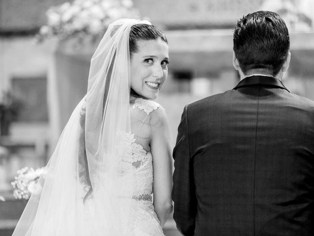 Il matrimonio di Fabrizio e Kristina a Monvalle, Varese 37