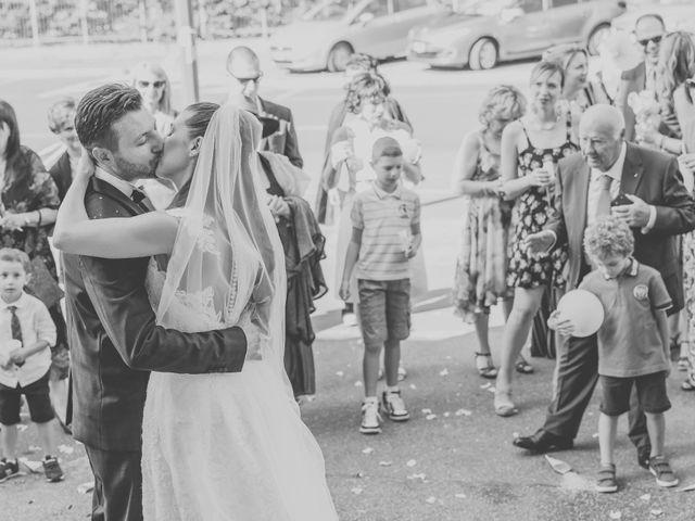 Il matrimonio di Fabrizio e Kristina a Monvalle, Varese 44